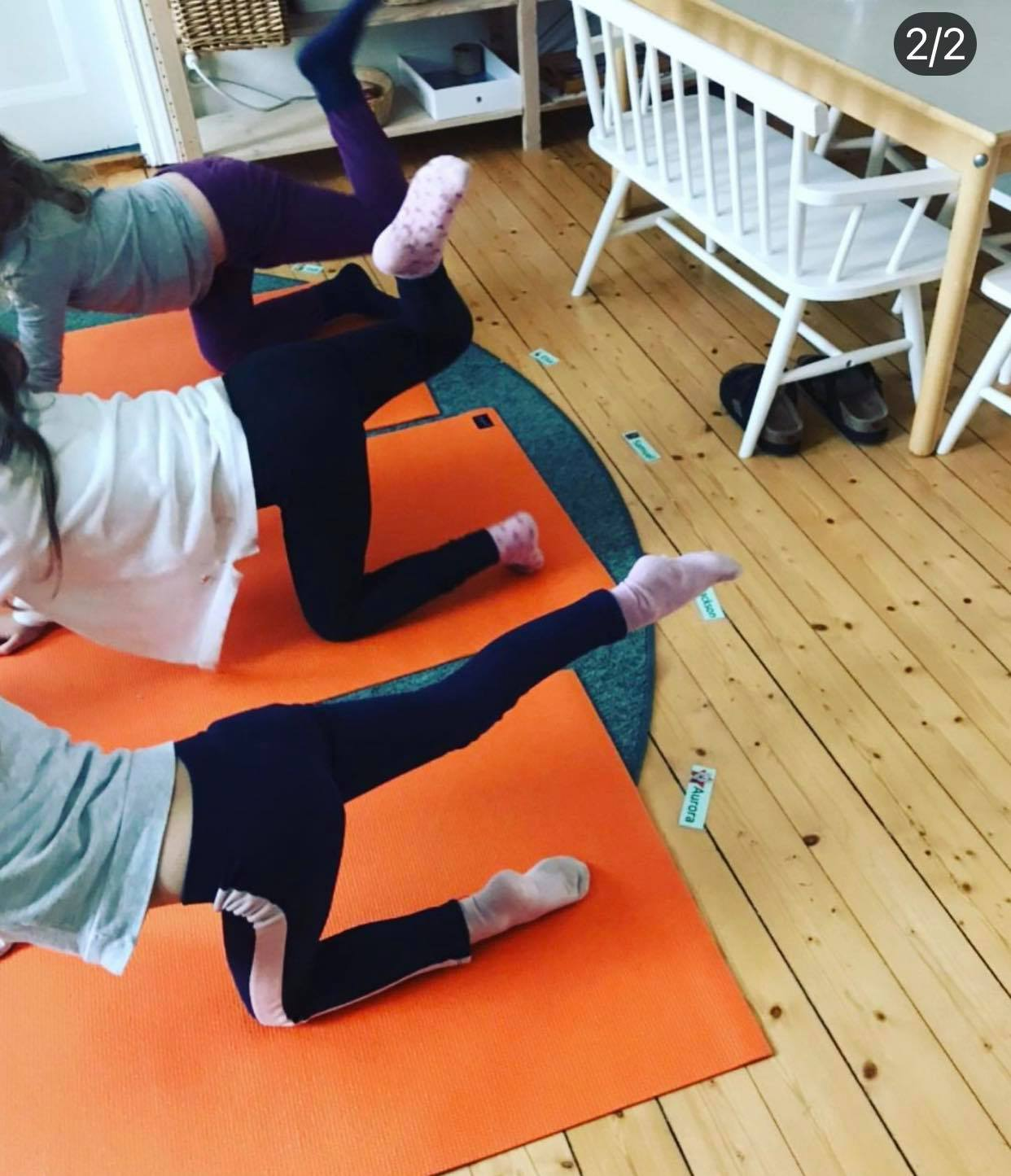 Cosmos yoga