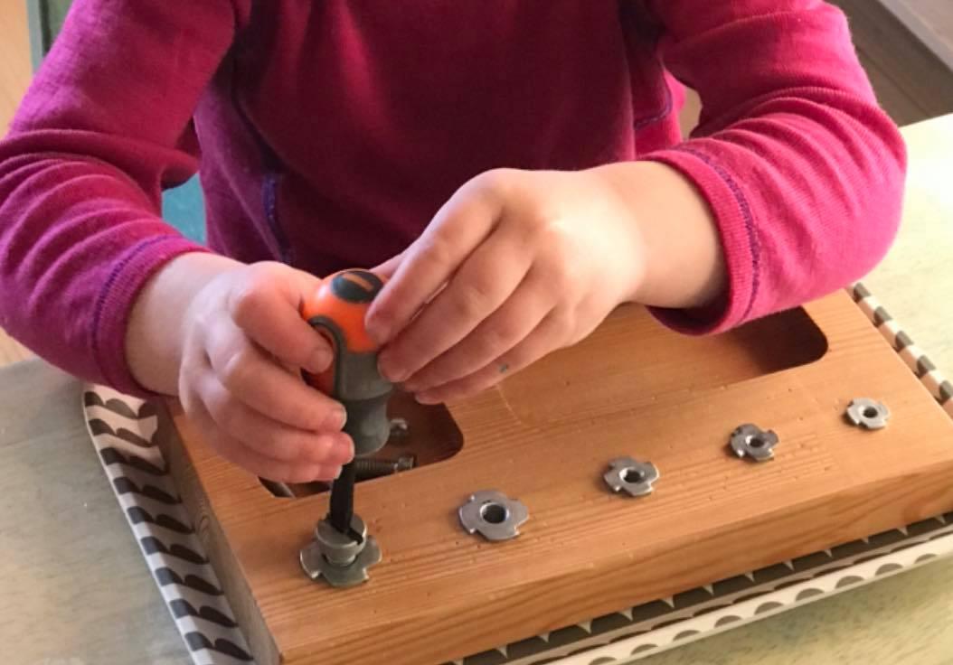 Teknik i förskolan